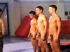 Wet Gay Shower