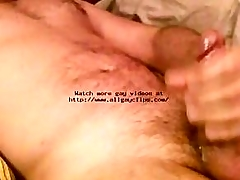 male blarney masturbation come anent a head mount wank&jacking off with cumshot