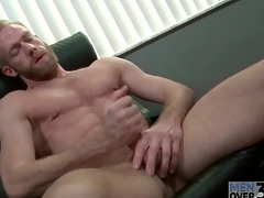 Lanose guy with insanely sexy abs jerks not present