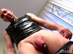 Mature Publicly Pauper Marc Masturbating