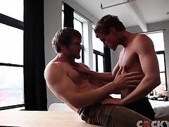 Danish Nancy boy public schoolmate = Jeppe Hansen (Jett Knavish = Gaymodel) Boyztube5