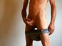 Bareback Piss together at hand Fist Fuckand Squrting Penis Enactment