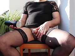 Bushwa Fantasies 08 - Neighbours Wife obeying me