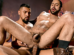 Boomer Banks & Nick Disobedient in Lower than My Facing - Part 1, Chapter 04 - HotHouse