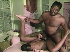 Two black gays chew in the sky their mortality real added to slam it in the asshole